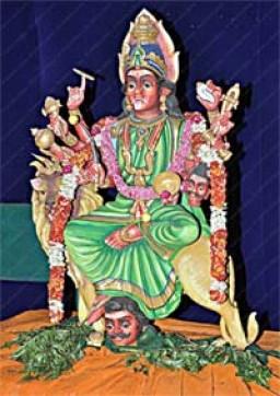 Maha Kali Homam