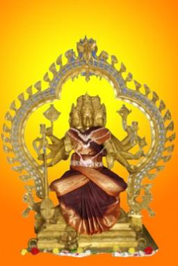 Sathakshari Homam