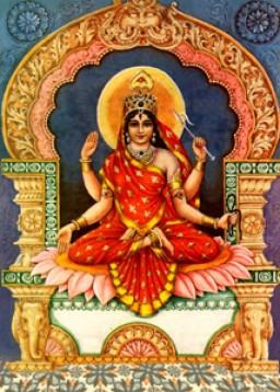 Bhuvaneshwari Homam