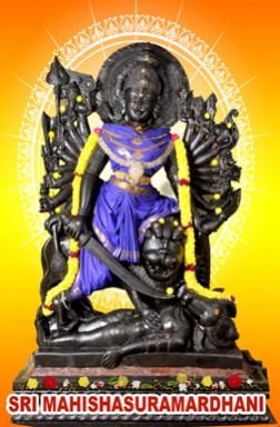 Nava Durga Homam