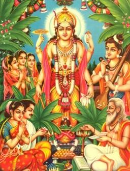 Sri Sathyanarayana Homam