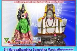 Sri Maragadheswarar
