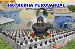 468 Siddhars - (form of siva Lingams)