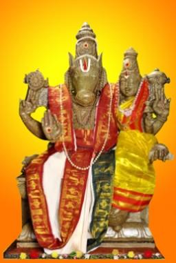 Sri Lakshmi Hyagrivar
